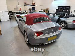 03-08 BMW Z4 E85 Convertible Roof Genuine New OEM Hydraulic Pump Motor Fitted