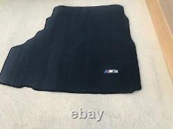 1997-1998 BMW E36 M3 Embroidered Carpet Trunk Mat Genuine 325i 328i 323i SEDAN