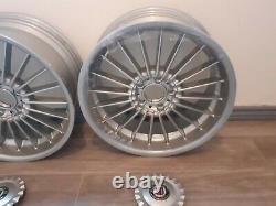 19 Genuine Alpina Alloy Wheels Fully Refurbished Class8c Softline D3 Alpina BMW
