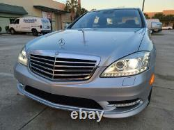 2011 Mercedes-Benz S-Class S550 $106K NEW 8K REAL MILES BEST DEAL ON EBAY