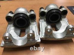 2 REAR BRAKE CALIPER ORIGINAL GENUINE BMW E90 E91 E92 318i 320d 320i 325i PAIR