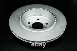 34216775287 Bmw Genuine Brakes Kit Discs + Pads Set 5 Series F10/f11