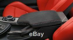 51162405920 Genuine BMW M Performance Carbon Alcantara Armrest M3 M4