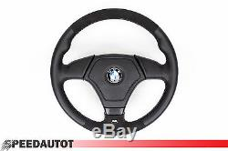 Alcantara mit Leder Lenkrad Lederlenkrad BMW M3 E46 Steering Wheel mit Airbag
