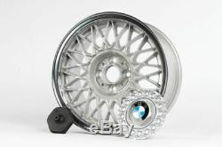 BMW 15x7 E30 4x100 BBS #5 Genuine Euro-Weaves OEM Wheels E10 E21 318i 325i ATE