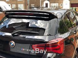 BMW 1 Series F20 F21 Genuine Carbon Fibre Fiber Roof AC Spoiler Wing M140i