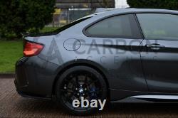 BMW 2 Series F22 F23 M2 F87 Real Carbon Fibre Fiber M4 Style Spoiler Lip