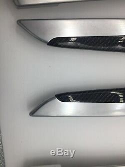 BMW 5 Series F10 F11 Genuine Carbon Fibre Interior Trim Full Set