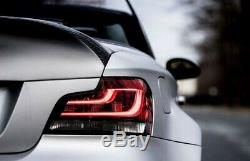 BMW 63212225282 Blackline Rear Tail Lights Set Facelift Retrofit 1 OE (Genuine)