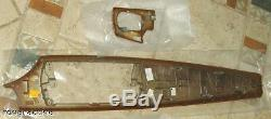 BMW Brand E85 E86 Z4 2003-2008 Genuine Maritime Mahogany Interior Trim Kit NEW