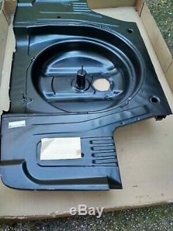 BMW E21 trunk floor basis! NEW! GENUINE NLA 41121847432
