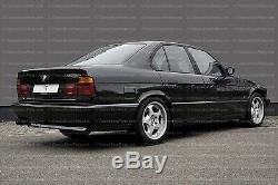 BMW E34 M5 EURO HECKBLENDE Plate filler Hella Dark 520 525 530 535 540 Genuine
