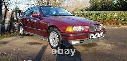 BMW E36 316I 1996 Genuine Car, 2 owners from new, 46000 MILES