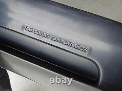 BMW E36 COMPACT RACING DYNAMICS REAR BUMPER SPOILER 316ti 318ti GENUINE