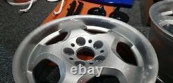 BMW E36 M3 Alloy Wheels 5x120 17 genuine staggered set rondell bbs schnitzer