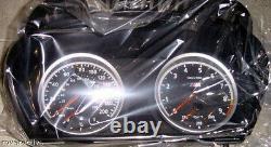 BMW E60 M5 E63 E64 M6 Genuine Instrument Cluster Factory Sealed MPH or KMPH OEM