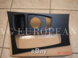 BMW E70 X5 E71 X6 Genuine Center Console Trim Cover NEW