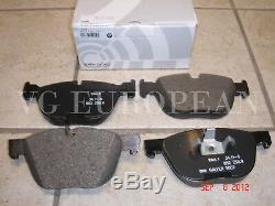 BMW E70 X5 Genuine Front Brake Pads, Pad Set 3.0si 3.5d 4.8i 35ix 35dx NEW OE
