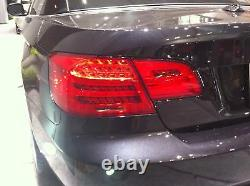 BMW E93 LCI 3-Series Genuine Tail Lights, Light LED 328i 335i M3 2011 -up NEW