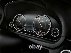 BMW F30 F31 F32 F33 F34 F36 6WB Instrument Cluster LED HUD Tacho GENUINE NEW