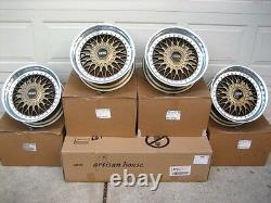 BMW Genuine BBS 17 #5 OEM Wheels E39 E46 E36 E90 E34 E31 E28 M5 E30 M3 Z3 M6 E24