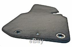 BMW Genuine Floor Mats Set Velour Black E36 3 Series 82549403079