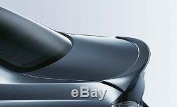 BMW Genuine M Performance Rear Boot Lip Spoiler Primed E90 3 Series 51710396344