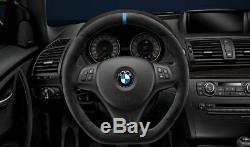 BMW Genuine M Performance Steering Wheel Alcantara 32302212772