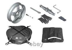 BMW Genuine Space Saver Spare Wheel+Tyre F11 F34 F34 LCI 36112159862