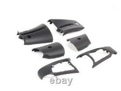 BMW Genuine Steering Wheel Set Of Spoke Covers Trims Z4 Series 32348035326