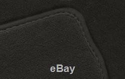 BMW Genuine Tailored Car Floor Mats Velour Black E46 3 Series 51478228209