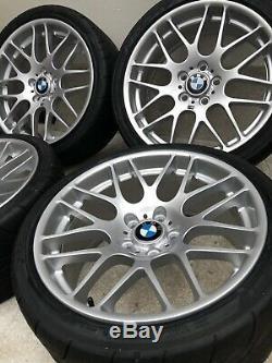BMW M3 E46 CS Genuine 2000-2006 CSL M3 CS Alloy Wheels And Tyres Wheel BBS R888