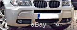 BMW OEM Genuine E83 X3 2004-2010 M Technik Primed Front Bumper Cover Primed New