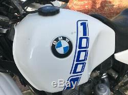 BMW R 100 GS 45k Full MOT a real headturner New Tyres Serviced and ready for Adv