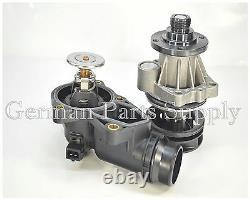BMW Wahler Thermostat + Genuine Orighinal Water Pump 100% Germany OEM Parts