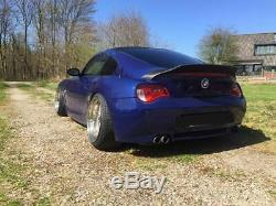 BMW Z4 E86 COUPE DUCKTAIL LOOK REAR BOOT SPOILER (real photo)