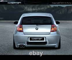 Bmw 1 E87 / Body Kit / Perfect Fit / Real Photo