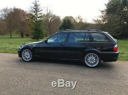 Bmw 330d m sport touring e46 Genuine 55,000 miles From new