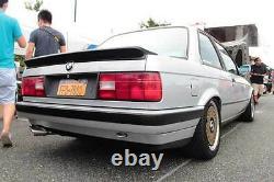 Bmw New Genuine 3 Series E30 1982-1994 Rear Bumper Center Trim Molding 1945926