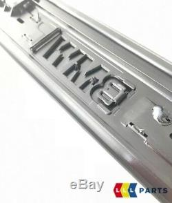 Bmw New Genuine E81 E82 2 Door M Sport Door Entry Sill Strip Set Left Right