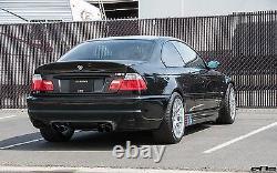 Bmw New Genuine M3 Series E46 M3 Rear Diffuser Twin Exhaust 2694730
