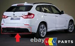 Bmw New Genuine X1 Series E84 M Rear Bumper Trim Diffuser Spoiler 8038993