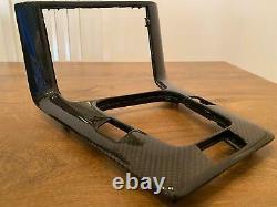 Bmw e36 real carbon fiber dash center console + glove box LHD (RHD on request)