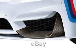 Brand New Genuine BMW F80 F82 F83 M3 M4 M Performance Carbon Corners 51192350712