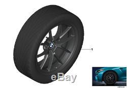 Brand New Genuine BMW F87 M2 19 Style 763M M Performance Wheel and Tyre Set