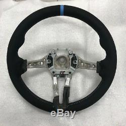 Brand New Genuine BMW M Performance Carbon/Alcantara Steering Wheel M3 M4