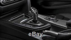 Brand New Genuine BMW M Performance Carbon Gear Selector Trim 61312250698