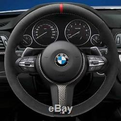 Brand New Genuine BMW M Performance Steering Wheel 1,2,3,4 Series