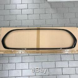 Brand New Genuine Mini F55 F56 F57 Front Black Grill and Black Light Surrounds