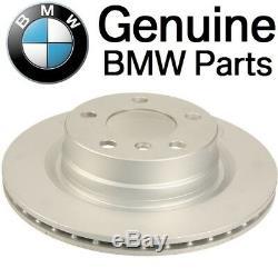 For BMW F22 F23 F30 F32 Rear Brake Kit Set 2 Disc Rotors 4 Pads 1 Sensor Genuine
